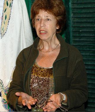 Carol de Vries Robles