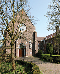 Dominicaner klooster huissen